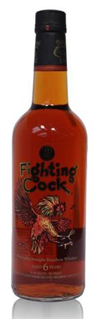 Fighting Cock Bourbon 6 Year Old 103@